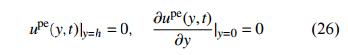 力–电协同驱动流模型的建立1