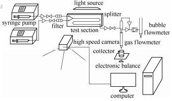 图2实验系统