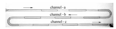 图7方案1:拉长的弹状流