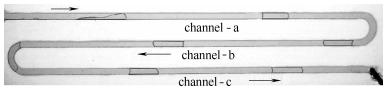 图8方案2:弹状流