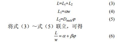 L与φ也呈线性关系