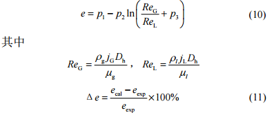 气体体积流量计得到气相流量