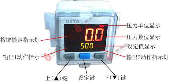 正负压恒压泵显示界面