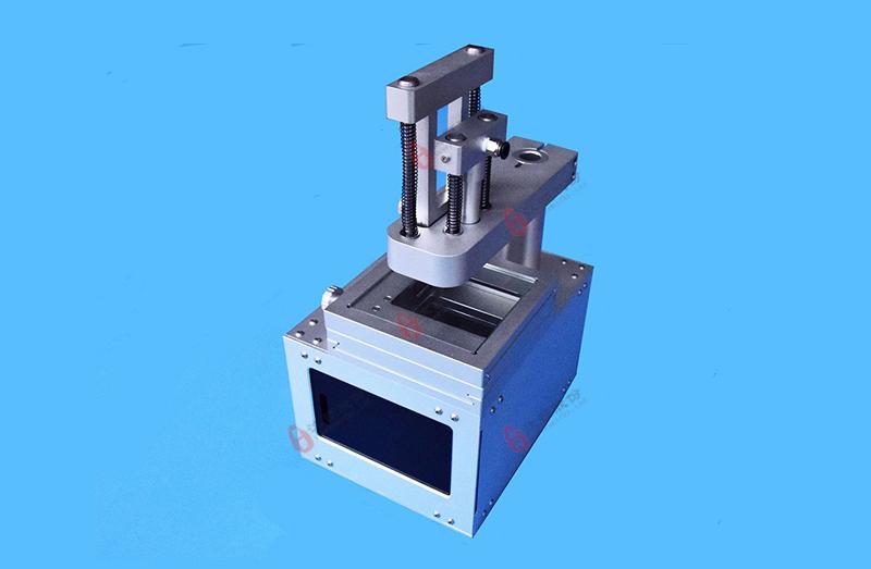 PDMS等软质芯片切割打孔一体机