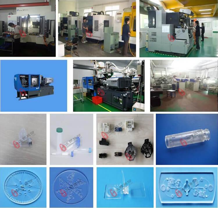 微流控芯片量产