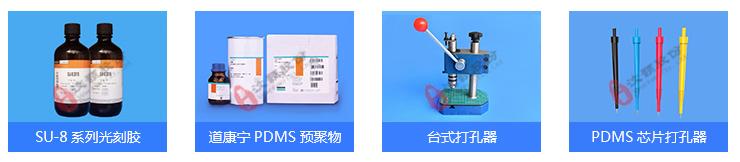 微流控芯片的组件/配件/耗材