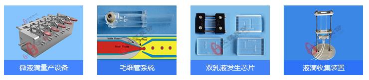 微液滴芯片-汶颢股份