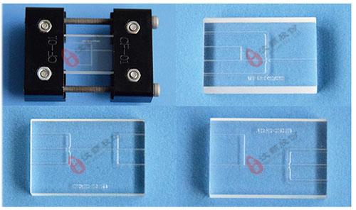 单芯片和夹具系统