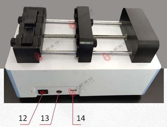 四通道注射泵示意图
