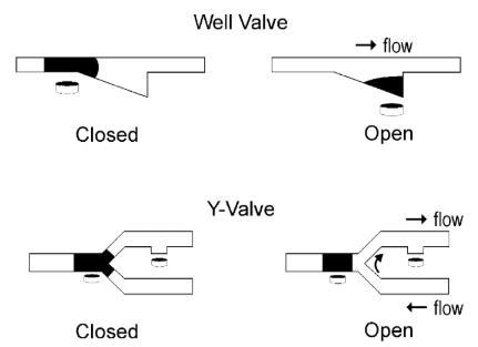 图5.铁磁流体阀门和密封件的主要草图