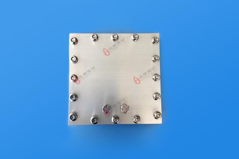 WH-IND HJ160焊接式金属微反应器