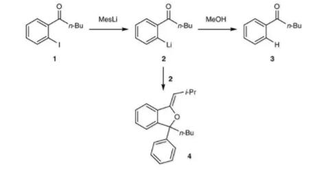 化学反应式