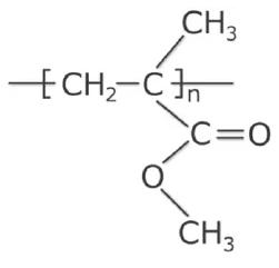 PMMA的结构式