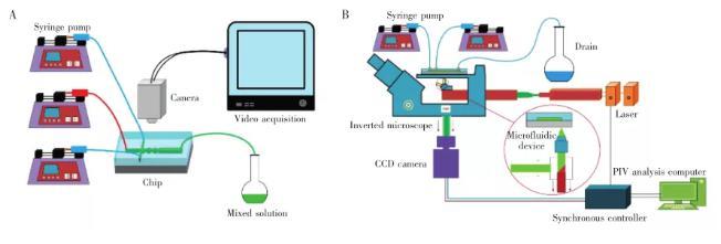 图 2 实验设备示意图