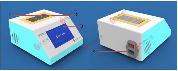 微流控芯片、孔板、离心管等多温区温度控制设备