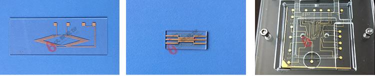 电极芯片镀金芯片