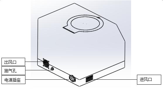 WH-PXY-01 喷淋式显影机构造图