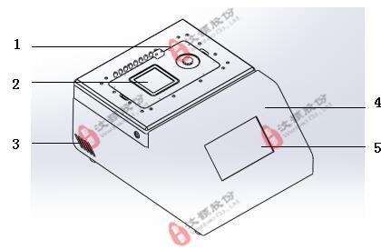 CO2培养箱特征图1