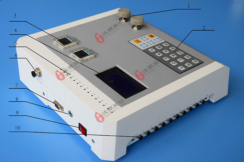 15通道压力控制器/微流体压力泵